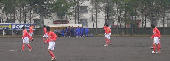春季リーグ PK負け