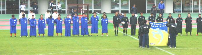 2007選手権全道準決勝厚別競技場
